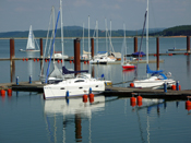 Hafen am Brombachsee Buxtehude